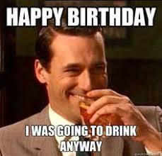 Birthday Wishes on Pinterest | Funny Happy Birthday Meme, Happy ... via Relatably.com