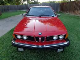 BMW Convertible bmw for sale in los angeles : 1982 BMW 633csi for Sale | ClassicCars.com | CC-957147