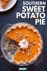 sweet potato pie recipe southern. Southern Sweet Potato Pie Intended Recipe