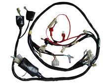gy6 wiring harness ebay Wiring Harness For 49cc Gy6 Scooter chinese gy6 125cc 150cc wire wiring harness atv scooter moped GY6 Wiring Harness Diagram
