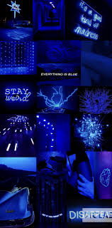 Blue Aesthetic Wallpaper 1914×3872 ...