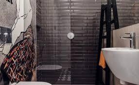 sensual bathroom with subway tiles subway wall tile65 subway