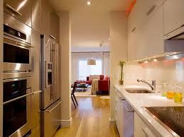 Narrow Kitchen Design Kitchen Small Galley Kitchen Design Remodel Efficient Galley