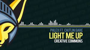 Phlex Light Me Up Take Me Home Tonight Phlex Light Me Up Feat Caitlin Gare Royalty Free Music
