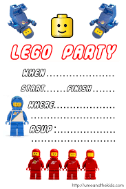 Party Invitation Images Free Free Printable Lego Birthday Party Invitations U Me And The Kids