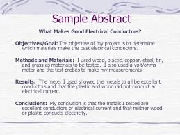 Science Fair Abstract Example Related Keywords  amp  Suggestions     YouTube Abstract