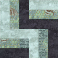 Learn how to calculate quilt fabric yardage & Block 1 Option Adamdwight.com