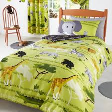 bedrooms furniture kids bedding design inspiration with cute wild animal motif printed on green comforter and throw pillow home bedroom astounding bedroom furniture inspiration astounding bedrooms