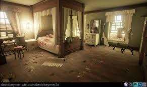 Scene Bedroom Ue4 Bedroom Scene Polycount