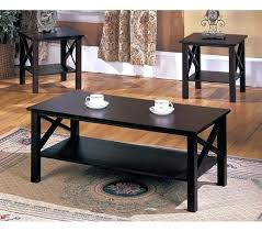 mills 3 piece coffee table set cross designs parlour and milling ikea full size