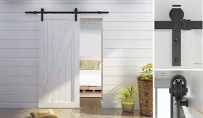 sliding door hardware home depot. Rustic Style Visible Rail System For Decorative Barn Doors Sliding Door Hardware Home Depot I