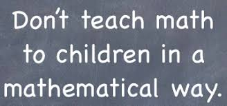 Image result for new math teaching