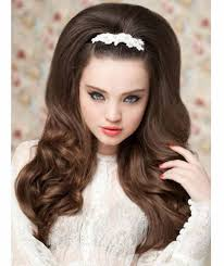 Pin Ups Hair Style 50s pin up hairstyles for medium hair best hairstyle 2017 latest 1075 by wearticles.com