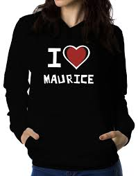 Maurices Xl Size Chart I Love Maurice Women Hoodie