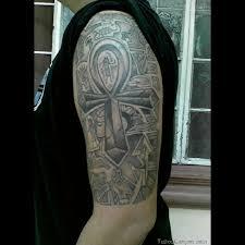тату египетский крест анх значение фото и эскизы