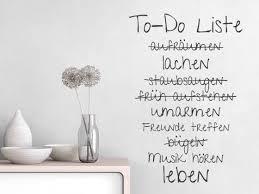 To Do Liste Wandworte Wandtattoo Wandtattoo Jugendzimmer Und