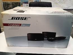 bose gs series ii. cool bose cinemate gs series ii digital home theater speaker system - for sale check more at http://shipperscentral.com/wp/product/bose-cinemate-gs\u2026 bose gs ii