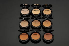 studiofix powder plus foundation nw43 and nw 45 picture mac studio fix powder plus foundation