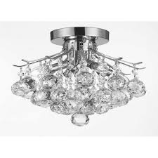 a large image of the gallery t40 388 chrome crystal