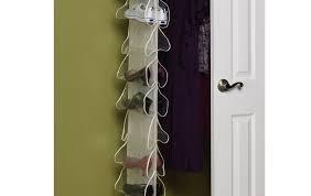 seat rack closetmaid door holder closet caddy for cube garage ideas hanging small kmart cardboard diy