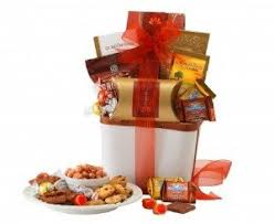 chocolate sympathy gift basket