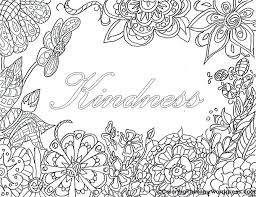 Peachy Kindness Coloring Page Pages Acts 9 Of Showing Printable For