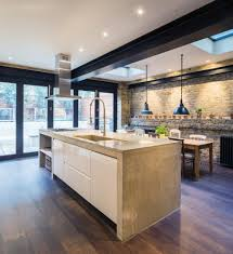 Empty Kitchen Wall Empty Kitchen Wall Contemporary With Cooktop Rustic Mosaic Tiles