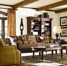 Thomasville Living Room Furniture Thomasvillear Sorrento Classic Single Seat Sofa With Shaped Back