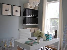 blue office paint colors. Size 1280x960 Two Tone Gray Office Paint Blue Color Colors