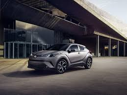 New Toyota C-HR Subcompact Crossover SUV Coming in 2018 | Toyota ...