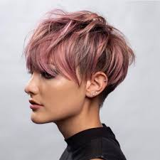 Ten Stylish Short Hairstyles For Thick Hair Women Short Haircuts