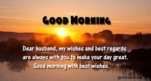 Good Morning Quotes For My Husband Best Of Good Morning Messages For Husband Wishes24Lover