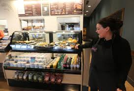 Download the caribou coffee app to enroll and start ordering ahead. Caribou Einstein Bagels To Open Friday In Mason City Mason City North Iowa Globegazette Com