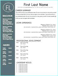Word Doc Resume Template Resume Template Word Doc Cv Online Teacher Document Free
