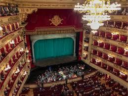 Teatro Alla Scala Seating Chart An Opera At Milans Famed La Scala Bucket List Check