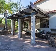 aluminum patio cover brown. Fine Patio Choices For Elitewood Aluminum Patio Cover Colors Inside Brown