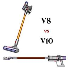 Dyson Stick Vacuum Comparison Chart Dyson V10 Vs V8 Which Cordless Vacuum Is Better Prime
