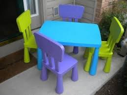 Kids Table And Chairs Ikea Childrens Table And Chair Set