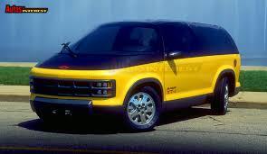 Autos of Interest » 1987 Chevrolet Blazer XT-1 Concept » Page: 2