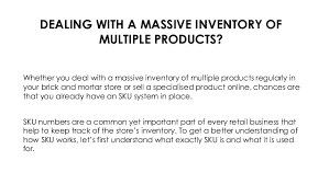 Stock Number Sku Numbers Learn Everything You Ever Wanted To Know About