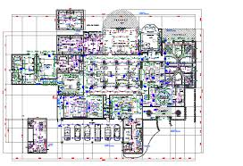 electrical drawing for house the wiring diagram electrical project residential house in autocad drawing bibliocad electrical drawing
