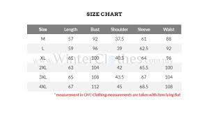Polar Size Chart Women Winter Clothes Polar Feece Jacket