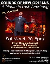 Sounds Of New Orleans A Tribute To Louis Armstrong The