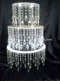 fresh crystal chandelier cupcake stand and source acrylic crystal chandelier wedding cake stand on 84