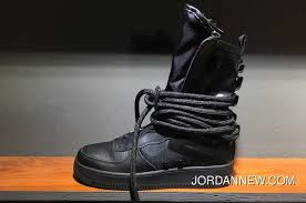 Nike Special Field Boot Size Chart Nike Special Field Air Force 1 High Triple Black Online