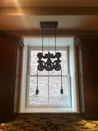pulley lighting. Rustic Simple Diy Home Made Pulley Light Fixtures Lighting Living Room Dark Brown Polished Wood Cabinet Beige Walls With
