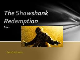 the shawshank redemption ppt video online  the shawshank redemption