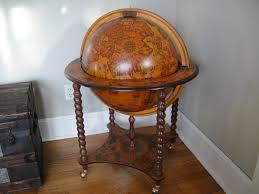 hidden bar furniture. modren hidden image of corner globe bar cart on hidden furniture
