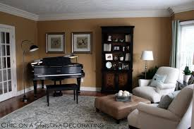 pictures of living rooms with upright pianos. pictures of piano rooms | baby grand living room by chic on a shoestring decorating with upright pianos i