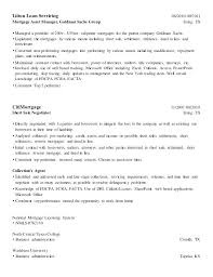 Loan Servicer Resume Sales Negotiator Resume 2 Resume Design Ideas